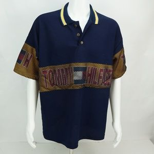Vintage Tommy hilfiger Polo Shirt Boot
